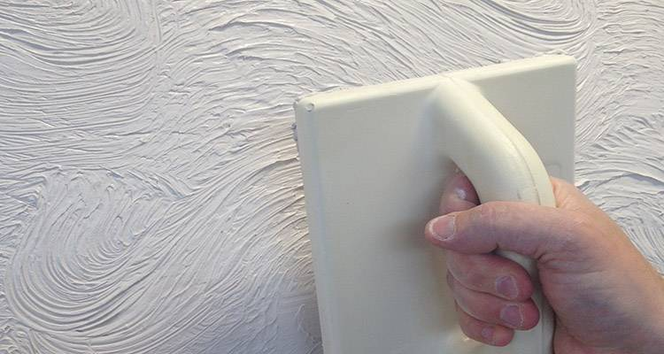 how to artex wall & ceiling 2