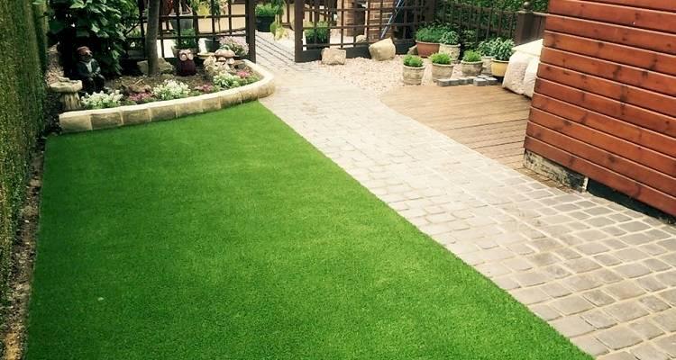 Artificial grass installation cost 2