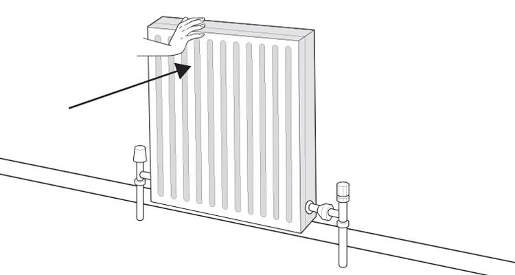 how to bleed a radiator step 1