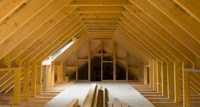 Boarding and Insulating a Loft