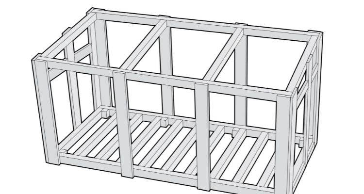 how to build a greenhouse step 5