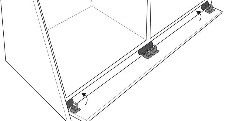 how to build a kitchen island step 14
