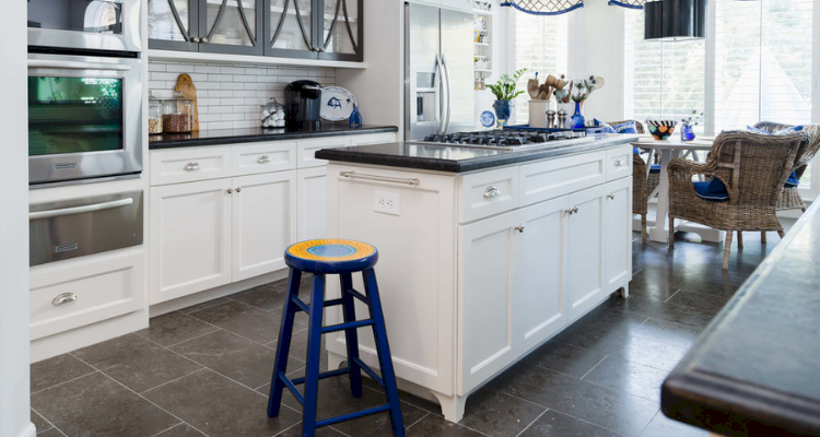 How to build a kitchen island 2