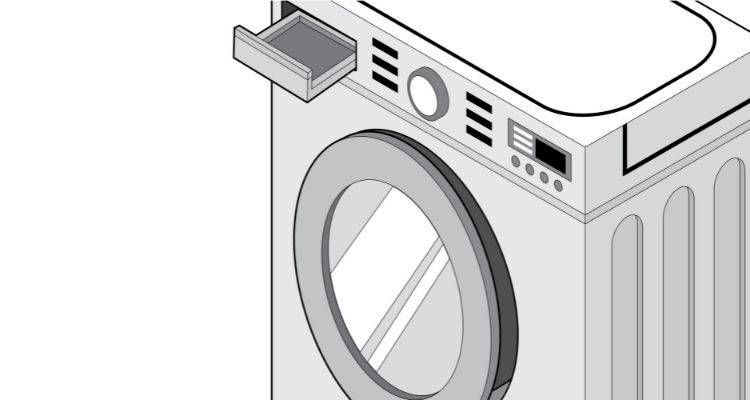 how to clean a washing machine step 5