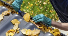 Cleaning your Guttering