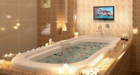 The Cost of Installing a Bathroom TV