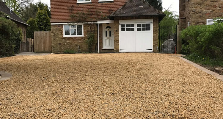 Cost of Installing a Gravel Driveway