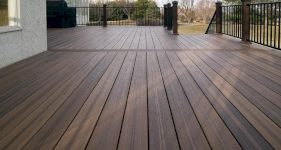 Installing Composite Decking