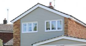 Cost of Installing uPVC Cladding