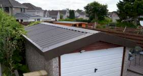 Cost of Replacing a Garage Roof