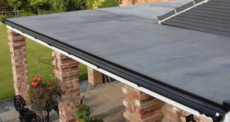 Estimated Cost Of Rubber Roofing