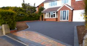 Cost of Tarmacing a Driveway