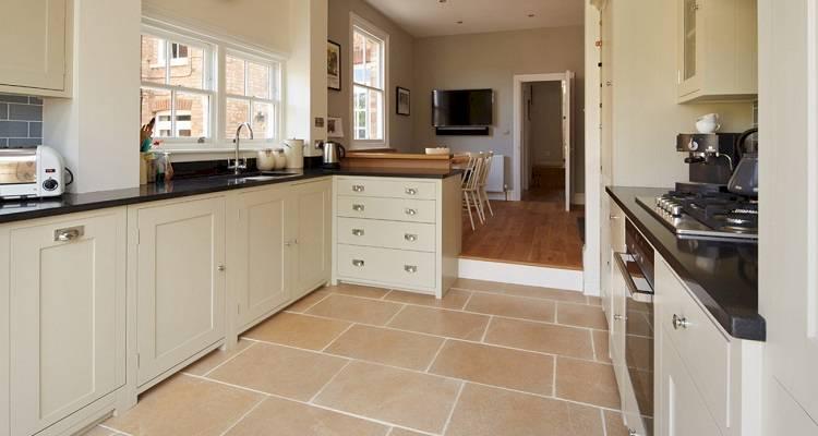 open plan kitchen cost