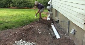 Cost to Repair a Drain Line Breakage