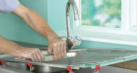 Cost of Replacing a Kitchen Sink