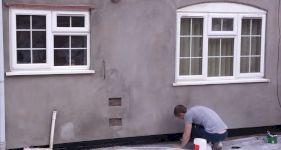 External Cladding or Rendering Costs