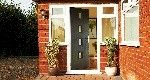 External Front Doors – Wooden vs UPVC