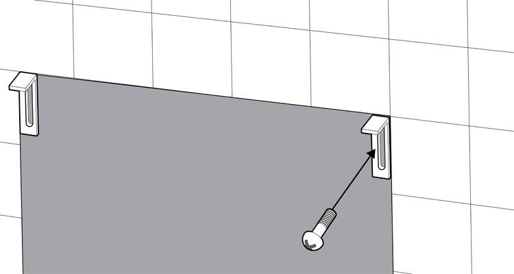 how to fit a bath step 8