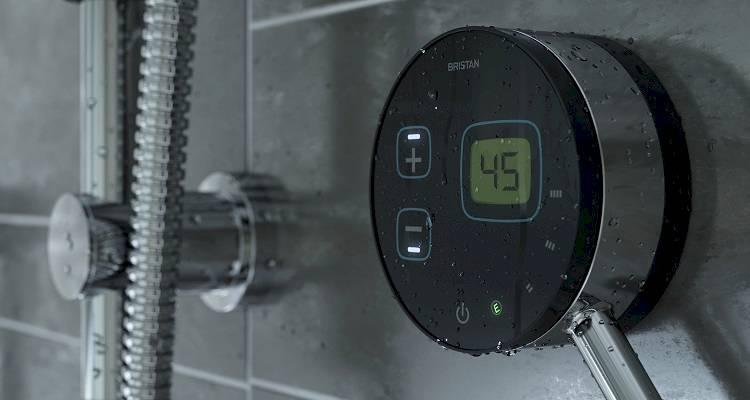 fit a digital shower
