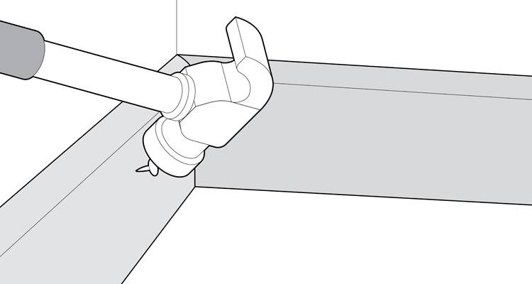how to install skirting boards step 11