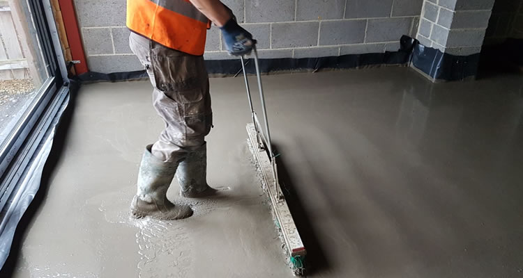 How To Screed A Floor >> Average Cost Of Screeding A Floor Myjobquote Co Uk