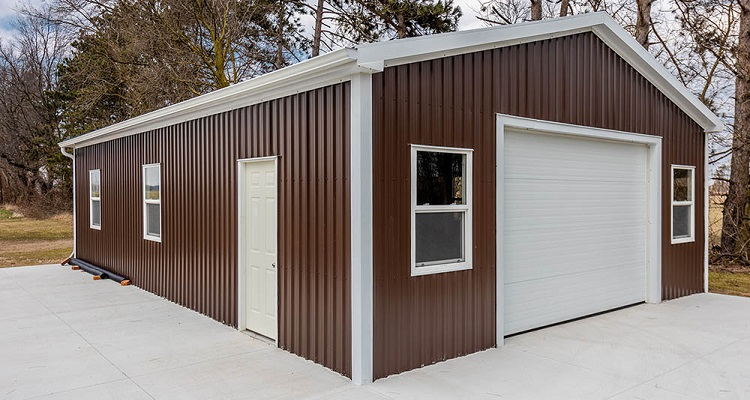 How Much Does It Cost To Build A Garage, How Much Do Prefab Garages Cost