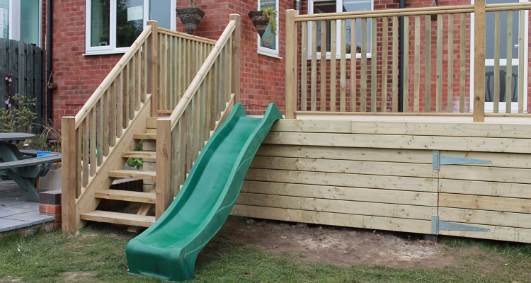 Average Cost Of Decking