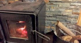 How to Fit: a Wood Burning Stove
