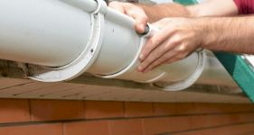 How to Repair or Replace Plastic Guttering