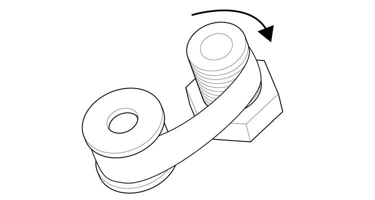 how to install a radiator step 1