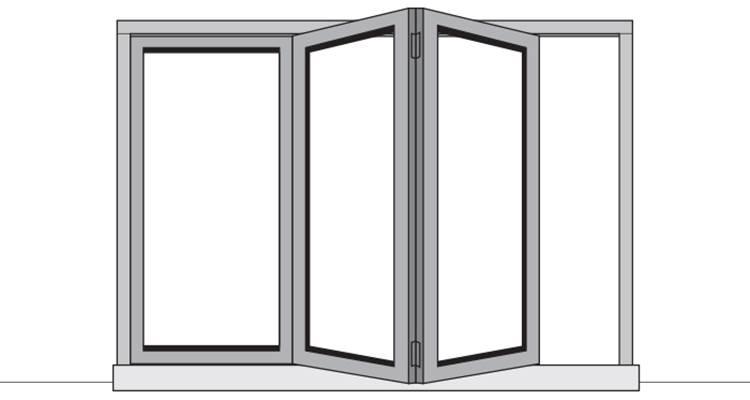 install bifold door 9