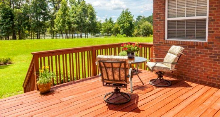 How to install garden decking guide