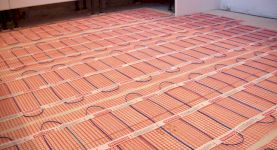 How to Install Underfloor Heating