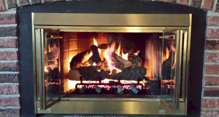 Cost Of Installing A Gas Fire, Gas Fireplace Replacement Cost