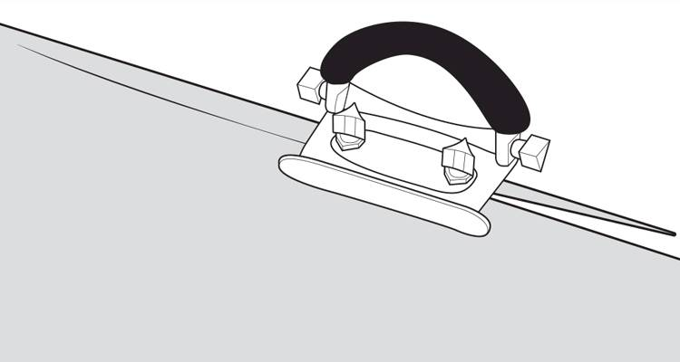 how to lay carpet step 14