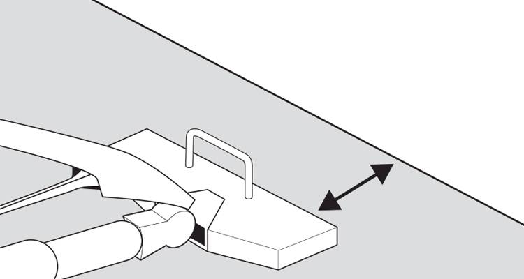 how to lay carpet step 16