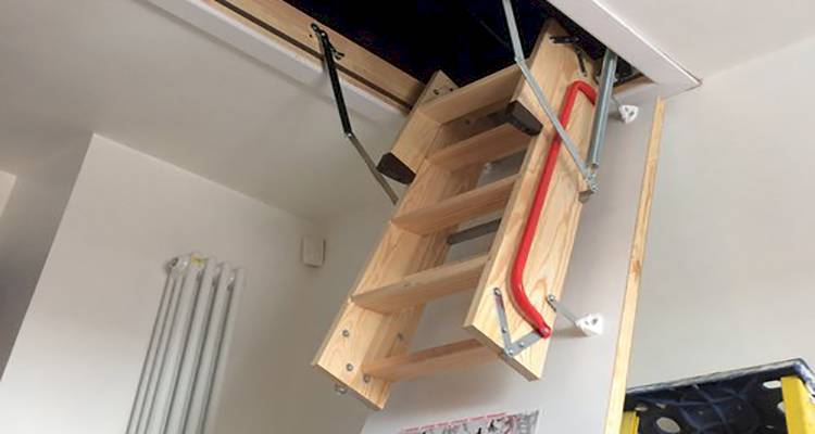 Loft Ladder Installers Don't Want You To Know This