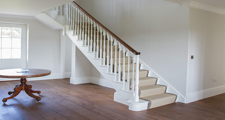 How to Move a Staircase