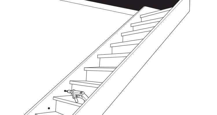 how to move a staircase step 6