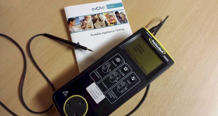 Portable appliance testing1