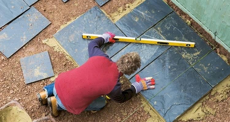 patio installation cost