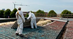 Cost of Removing Asbestos from a Roof