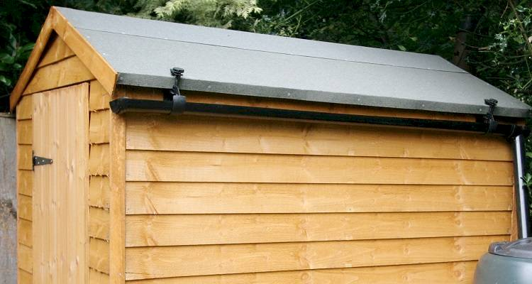 replace a shed roof