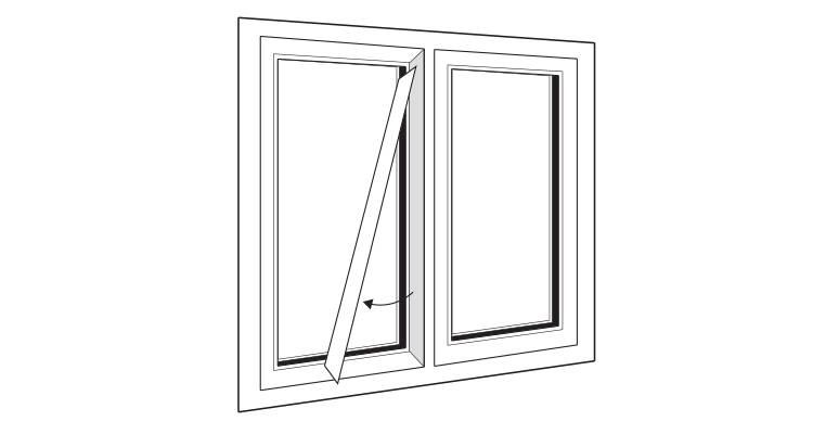 how to replace upvc windows step 3