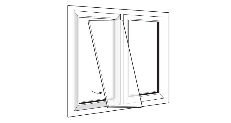 how to replace upvc windows step 5