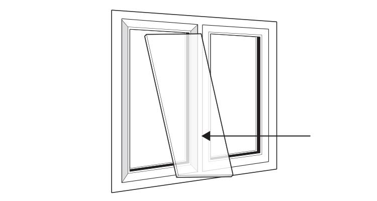 how to replace upvc windows step 7