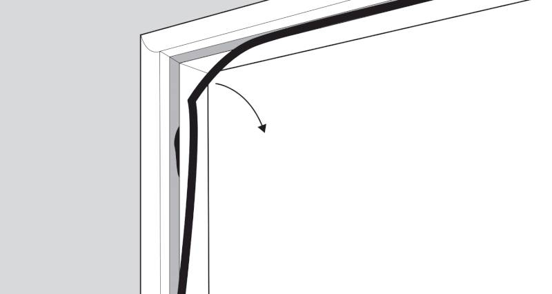 how to replace a upvc window seal step 1