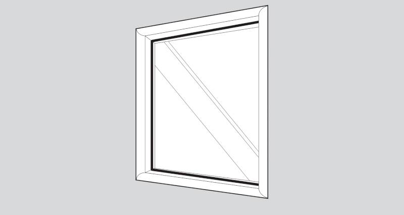 how to replace a upvc window seal step 5