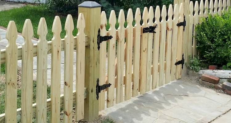Average Cost Of Fence Installation Replacement