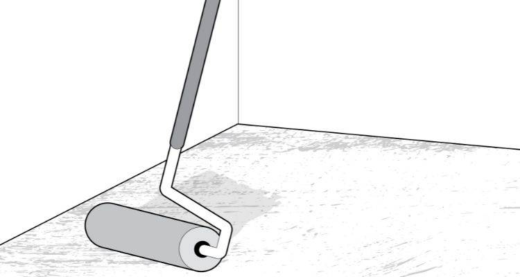 How to screed a floor step 3